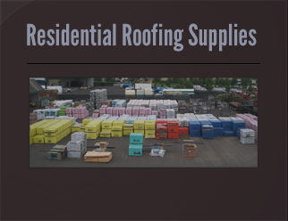 Residential Roofing Supplies
